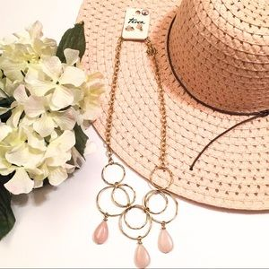 Terra / Light Pink Necklace